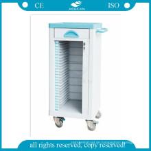 AG-CHT004 medizinische ABS Material Patienten Krankenhaus Krankenakte Warenkorb