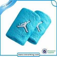 Sport Baumwolle Terry Stickerei Armband für Jungen