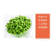 China for China Frozen Green Peas,Green Peas Ifq,Wholesale Frozen Green Peas Supplier Frozen Green Pea Hummus supply to Guadeloupe Factory