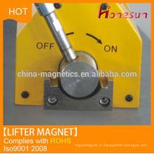 Échantillon de haute qualité magnétique lifter Chine fabricant