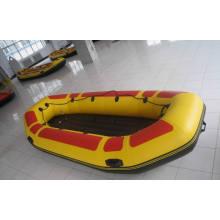 Inflável River Rafting barco, barco de lazer com olho-captura