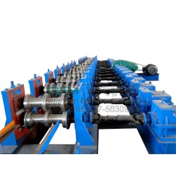 Expessway Guardrail Roll Forming Equipment