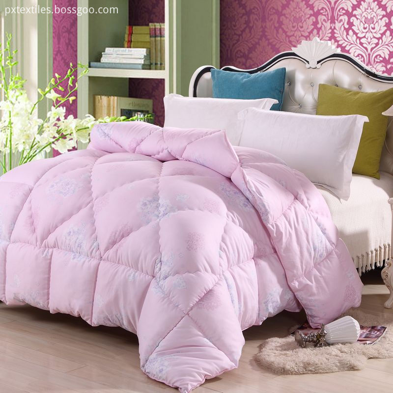 Microfibre Queen Comforter Set