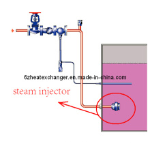 Dampf-Injektor