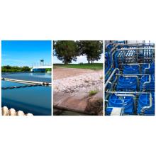 Zeolith für Natur- und Abwasser