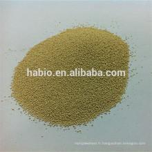 forme de granule d'enzyme de phytase de forme d'alimentation Habio