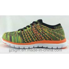 Красочные моды Flyknit Спортивная обувь
