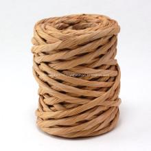 витая бумажная веревка для упаковки