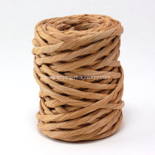 Factory making for Brown Color Twisted Paper Rope twisted paper rope for packaging export to France Importers