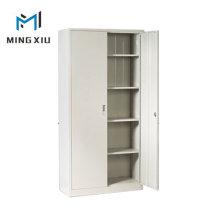 Mingxiu Steel Office 2 Swing Door File Storage Metal Filing Cabinet Cupboard