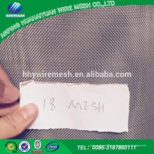 China fornecedor Hot-venda de alta qualidade Personalizado de aço Inoxidável tela de segurança malha de arame