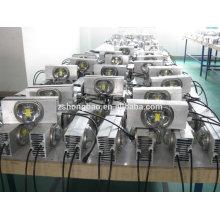 Módulo puro do alumínio 50w LED para a luz de rua brigelux Chip do diodo emissor de luz e fonte de alimentação de Meanwell