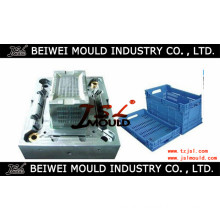 Customized Crate Plastic Injection Mould