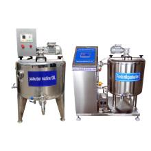 Фирменный мини-завод по пастеризации молока / пастеризатор для мороженого