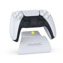 Portable Game Console Mini USB Charging Station Stand Charger Dock  for P5 Joystick