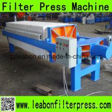 Qualitäts-Arbeitsbedingung Hydraulische Filterpresse