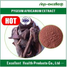 Extracto de Pygeum Africanum para la hipertrofia prostática benigna