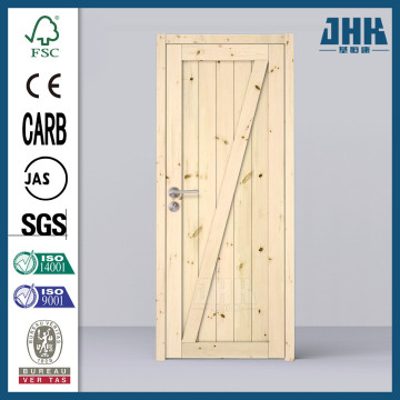 JHK Shaker Solid Core Prehung Interior Door