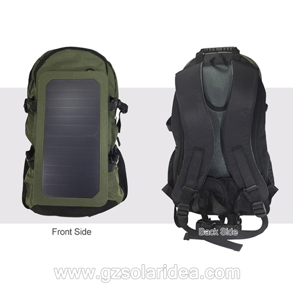 best solar panels for backpacking