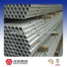 Fabricante de tubos de acero de construcción STK 500 de China