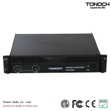 Factory Supply Professional Power Amplifier for Model PC-2000