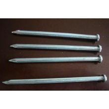 Clavos de hormigón de alta calidad con material de acero de bajo carbono