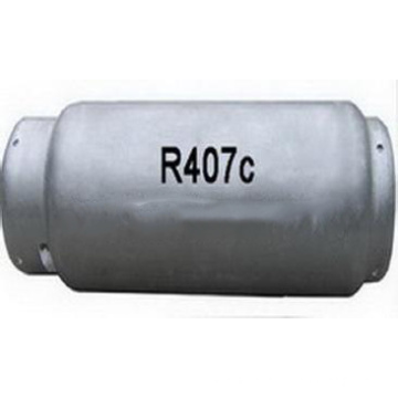 Mixed Refrigerant Gas R407C with high quality
