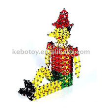 novel and popular magnetic toy building toys baby toy