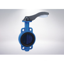 PTFE, PFA, FEP Lined Butterfly Valve
