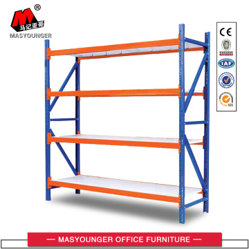 KD Orange Metal Medium Rack