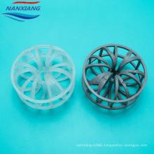 Plastic Teller Rosette Ring PP Tellerette Packing Ring