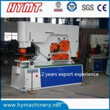 Q35Y-30 doble máquina hidráulica del ironworker del cilindro / máquina de perforación / máquina de cizallamiento / máquina de doblar
