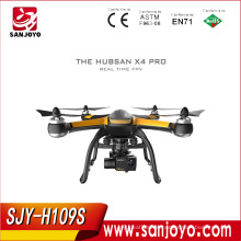 Hubsan X4 H109S Pro Real Time 5.8G FPV With 1080P HD Camera 3 axis Gimbal GPS professional Quadcopter