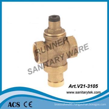 Brass Pressure Reducing Valve (V21-3105)