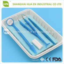 Trousse de microchirurgie dentaire, chirurgie dentaire, instrument chirurgical