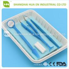 Kit de microcirurgia dental, cirurgia dentária, instrumento cirúrgico