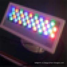 IP67 DMX Малые стены стиральная машина водонепроницаемый светодиодные фонари настенные настенные светодиодные