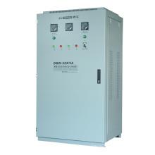 Однофазный полноавтоматический компенсационный регулятор напряжения (большая мощность) 50k