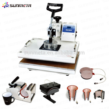 FREESUB Sublimation Heat Press Custom Shirts Machine