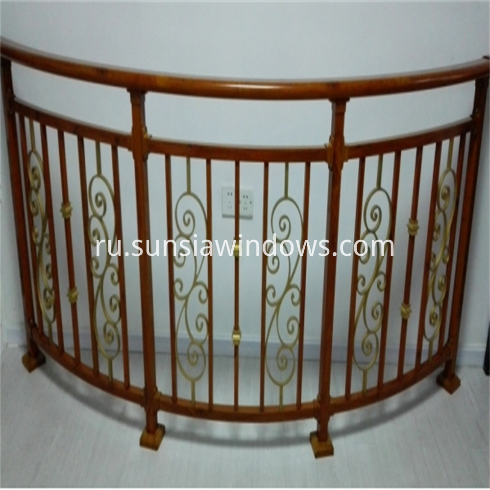 Aluminum Ornamental Fence