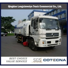 Dongfeng Street Sweeping Runway Sweeper & Camión de limpieza de carreteras