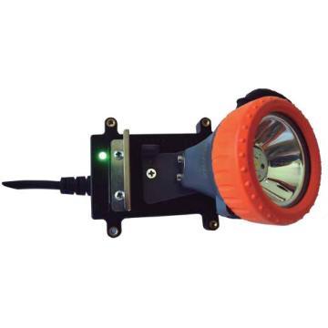 Single poit cap lamp charger