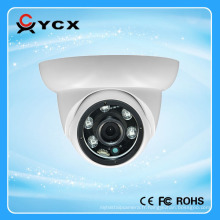 Nouveau design 1080P UTC OSD AHD CVI TVI CVBS 960H 4 en 1 hybride fixe IR Eyeball Dome CCTV Surveillance Appareil photo numérique