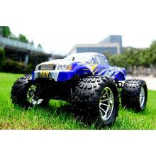 1: 10 Scale enfants jouet 2.4GHz 4WD Nitro RC voiture