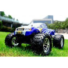 1: 10 niños de escala juguete 2.4GHz 4WD Nitro RC Car