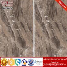 China fabricar 1800x900mm brown pedra de imitação face vidros cerâmicos finos