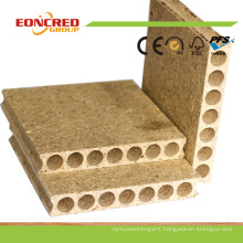 24mm-38mm Thick Tubular Particle Board / Tubular Chipboard for Door Usage