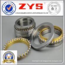 Fabricante de alta qualidade Zys Thrust Rolamento de esferas de contato angular