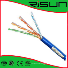ETL/CE/RoHS/ISO Approved SFTP Cat5e Cable