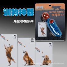 Dispositif d'entraînement professionnel de Clicker d'entraînement de chien d'animal familier d'Click-Clicker